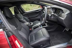 2017 Tesla Model S P100D-interior