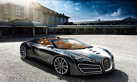 Bugatti Ettore Grand Sport Concetto Carta Da Parati