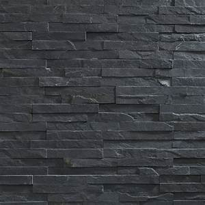 Plaquette De Parement Brico Depot : tourdissant plaquette de parement ardoise noire et ~ Dailycaller-alerts.com Idées de Décoration