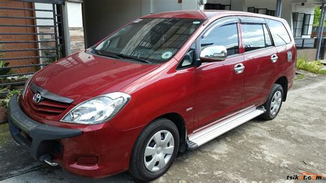 2009 Toyota For Sale by Toyota Innova 2009 Car For Sale Calabarzon