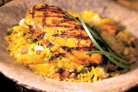 recette de cuisine avec du poulet la recette de ricardo poulet tandoori ricardo