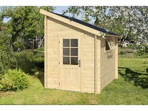 Abri De Jardin 3m2 : abri de jardin adossable adoss 5 28mm direct abris ~ Dode.kayakingforconservation.com Idées de Décoration