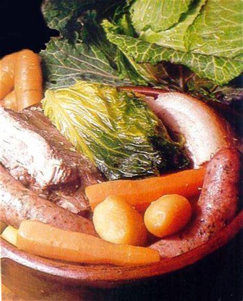 recette de potee auvergnate pot 233 e recette de la pot 233 e auvergnate