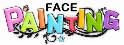 Face Painting Clipart Paint Bouncy Castles Title
