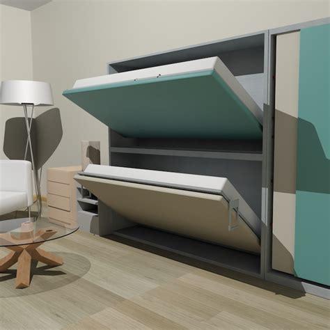 lit escamotable 2 places l me lits meubles escamotables cannes antibes monaco