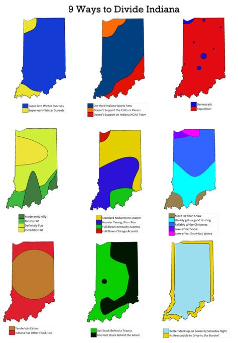 9 Ways To Divide Indiana, My Take On A Trend For Our State. Furnished Rooms For Rent Nyc. Hot Tub Rooms. Cheap Minnie Mouse Room Decor. Oktoberfest Party Decorations. How To Decorate Living Room. Rooms For Rent Albuquerque. Beach Decoration Ideas. Black Light Room Ideas