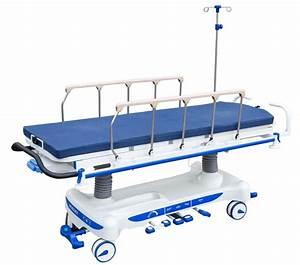 Hydraulic Stretcher Cart Kx