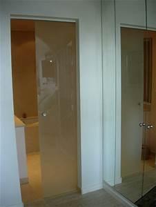 Porte Coulissante Salle De Bain : sablart salle de bain ~ Mglfilm.com Idées de Décoration