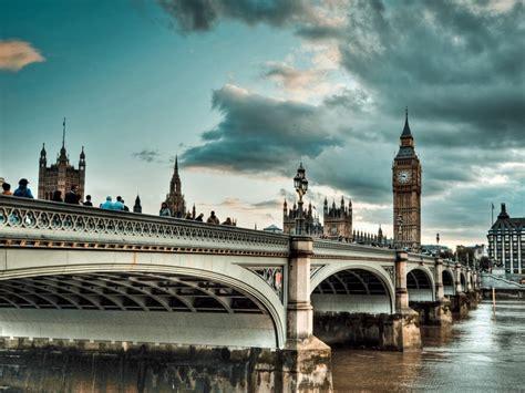 westminster bridge big ben london hd wallpaper wallpaper