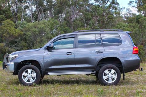 You could drop it off a building or leave it in baghdad for a year. Toyota Landcruiser 200 Series Wagon Grey 58355 | Superior ...