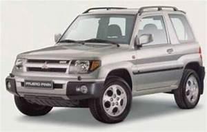 Mitsubishi Pajero Io Qa 1999