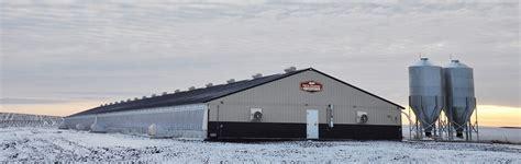 Hog Barn Plans by New Swine Barns New Modern Concepts