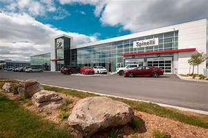 Spinelli Toyota Lachine  Nouveaux Locaux  M U00eame Qualit U00e9
