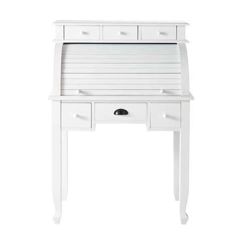 Ikea Mond Le by Bureau Secr 233 Taire Blanc L 82 Cm Freeport Maisons Du Monde