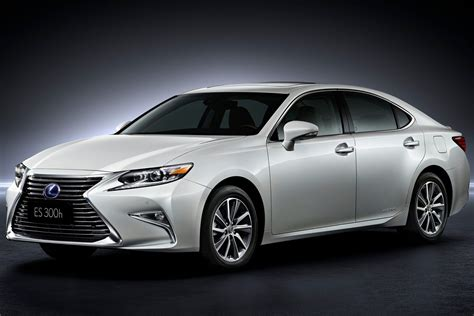 Lexus Es 300 2016 2017 2018 Best Cars Reviews