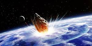 Asteroid Impact Avoidance: What Are The Options? - Out of ...