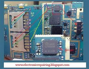 Nokia 1280 Sim Ic Diagram