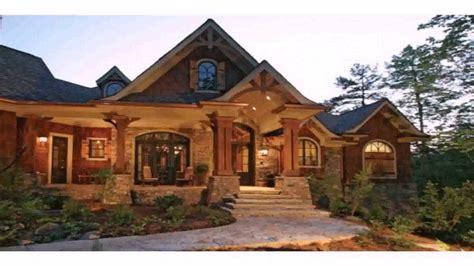 House Plans With Walkout Basement And Front Porch (see