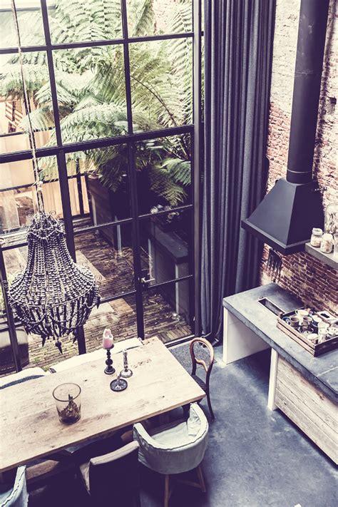 A Loft Home In Amsterdam Jelanie