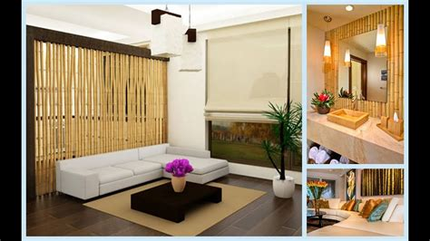 Unbelievable Bamboo Interior Decor Ideas, You Will Fall In