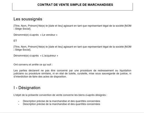 modèle contrat de prêt à usage mod 232 le d un contrat de vente