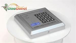 Door Proximity Entry Lock Keypad Access Control System Yh2000-c From Dinodirect Com