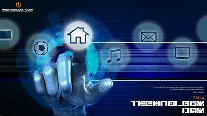 Technology Wallpapers National Tech Event International Future