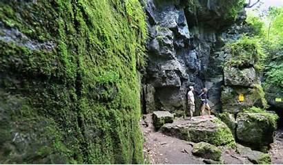 Nature Caves Scenic Collingwood Ontario Adventures Adventure