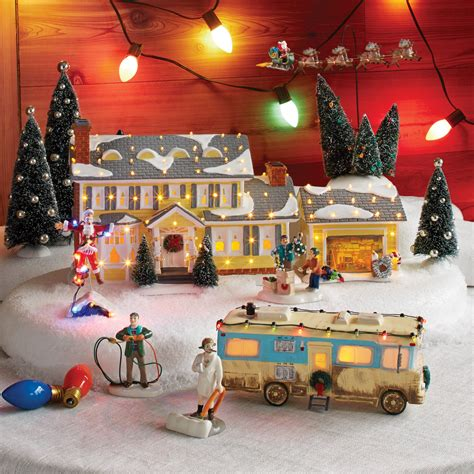 dept 56 christmas vacation village department 56 villages wooden duck shoppe