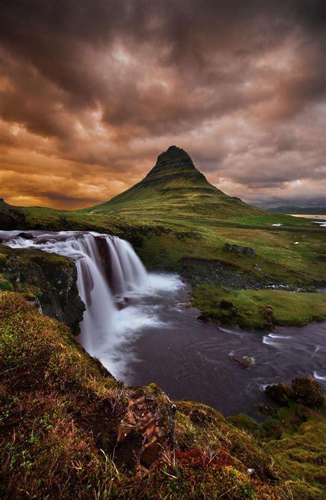 The Kirkjufell Iceland Y Travel Bucket List Pinterest