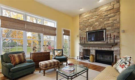 Awesome Living Room Setup Ideas With Fireplace