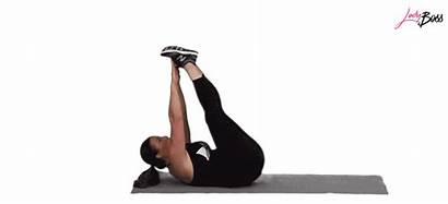 Tabata Ladyboss Touches Toe Intensity Workout Minutes