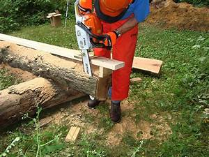 How To Build A Chainsaw Mill