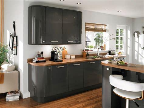 cuisine et bois decoration cuisine grise et bois cuisine grise et bois