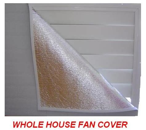 attic fan louver cover battic door small shutterseal shutter cover 3x4 ft 119 50