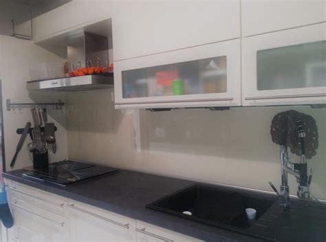 cuisine en verre credence cuisine en verre maison design sphena com