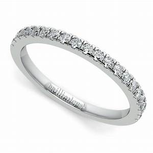 tips for buying women39s wedding rings in white gold With pave diamond wedding ring