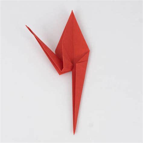 origami kranich anleitung 39 47 einfach basteln