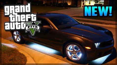 gta   car underglow customization gta  youtube