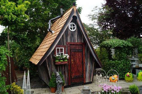 Gartenhaus Wie Hexenhaus  My Blog