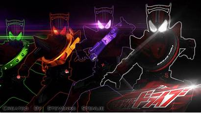 Kamen Rider Drive Wallpapers Glow Deviantart Kuuga