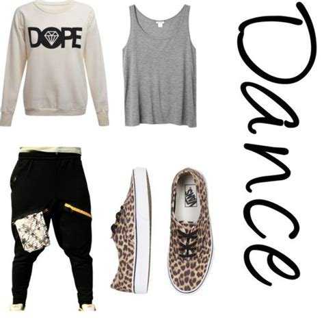 Dance outfit shared by crossesxlemonade on We Heart It