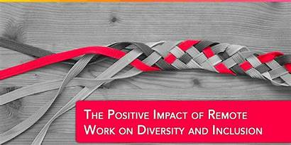 Diversity Remote Inclusion Positive Impact Vsource Stack