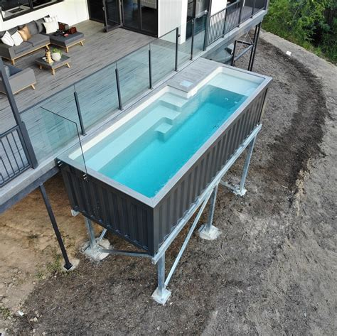 container pool kaufen shipping container pools