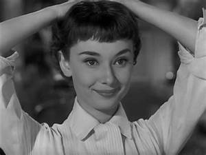 Roman Holiday Audrey Hepburn Haircut | Hairstyles Ideas