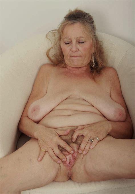 Grandma Nude Selfies