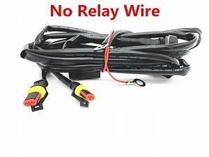For Bmw R1200gs F800gs    Adv Led Fog Lights Wiring Harness