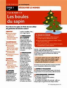 Le Sapin A Les Boules : c 39 est de no l 1 les boules de sapin fichesp ~ Preciouscoupons.com Idées de Décoration