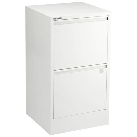white desk with file cabinet bisley white 2 3 drawer locking filing cabinets the