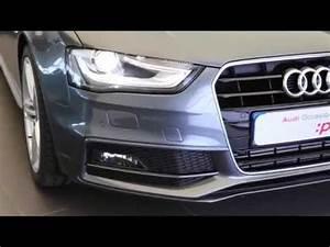 Audi A4 Avant Occasion : audi a4 avant occasion 2 0 tdi 150 s line gris daytona youtube ~ Gottalentnigeria.com Avis de Voitures
